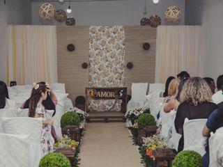 O casamento de Ellen e Kenedy 1