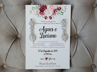 O casamento de Agnes e Luciano 3