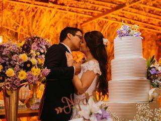 O casamento de Nadsa e Filipi 2