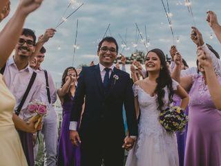 O casamento de Nadsa e Filipi