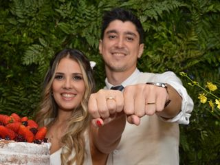 O casamento de Juliana e Felipe