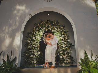 O casamento de Barbara e Gustavo
