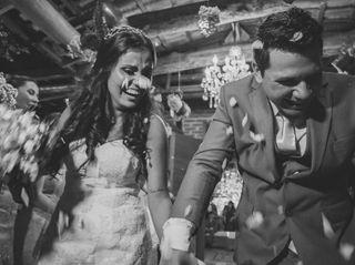 O casamento de Maria Angelica e Luis Henrique