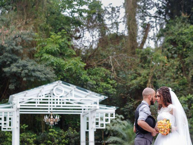 O casamento de Erika e Thiago