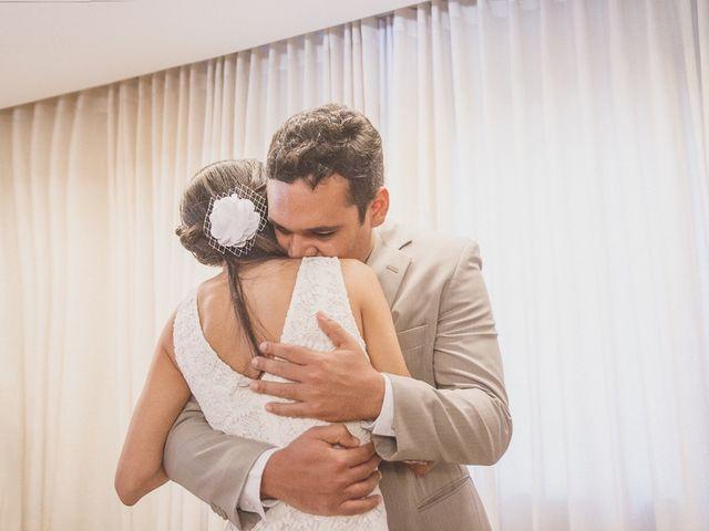 O casamento de Amanda e Aloísio