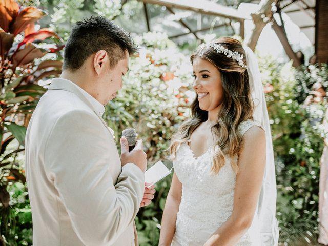 O casamento de Polliane e Lucas