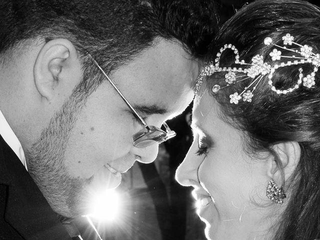 O casamento de Josi e Desso