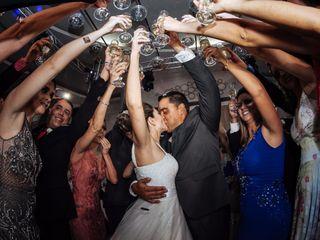 O casamento de Marina e Luiz Fernando