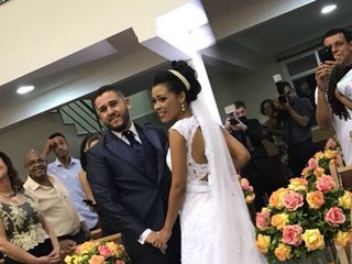 O casamento de Maíra  e Gabriel  1