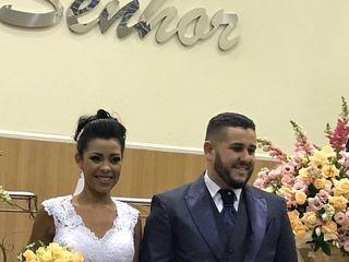 O casamento de Maíra  e Gabriel