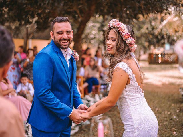 O casamento de Fernando e Chris em Rio de Janeiro, Rio de Janeiro 1