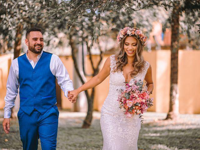 O casamento de Chris e Fernando