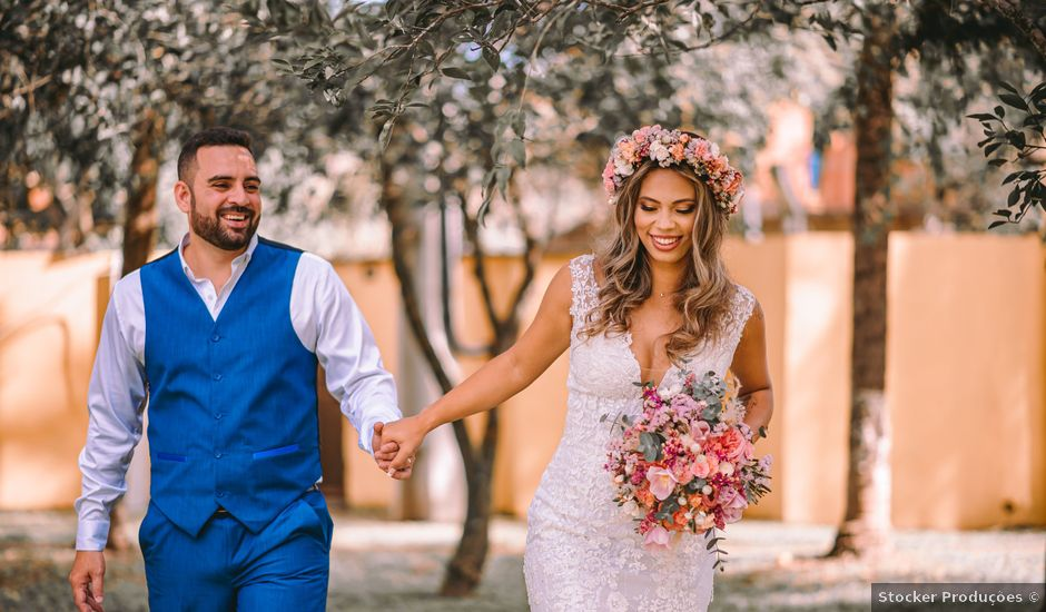 O casamento de Fernando e Chris em Rio de Janeiro, Rio de Janeiro
