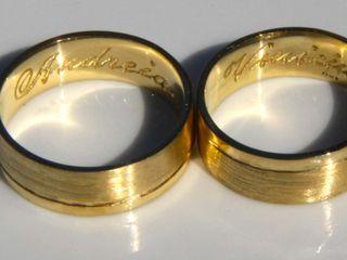 O casamento de Andrea e Vinícius 3
