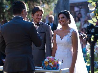 O casamento de Lorena e Cadu