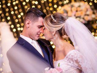 O casamento de Taissa e Renan