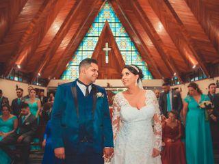 O casamento de Rafaela  e Reger
