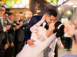 O casamento de Rafaela  e Reger 2