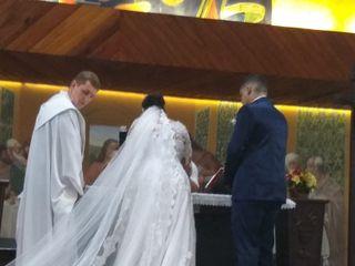 O casamento de Rafaela  e Reger 3