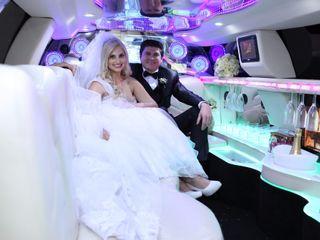 O casamento de Fernanda e Toni