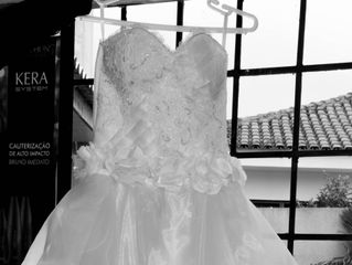 O casamento de Karin e Ademir 2
