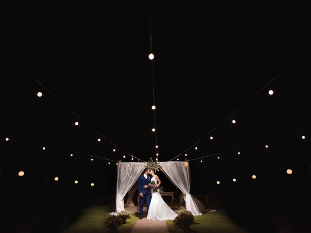 O casamento de Rebecca e Jaime