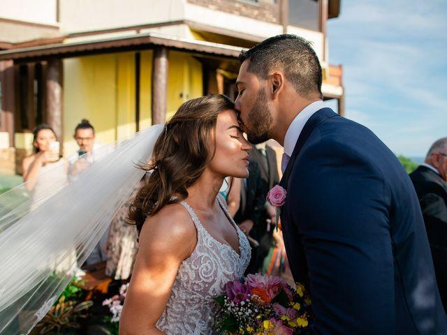O casamento de Isabela e Luiz Henrique