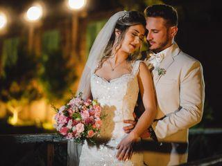 O casamento de Thais e Leandro