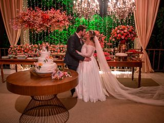 O casamento de Ceça Ricarte e Jairo Andrade
