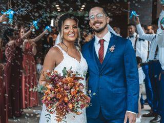 O casamento de Bento e Cae