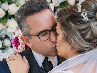 O casamento de Regiane e David 2