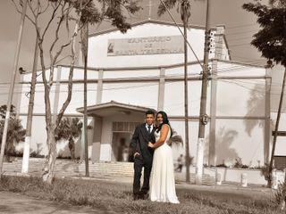 O casamento de Jennifer e Jairo