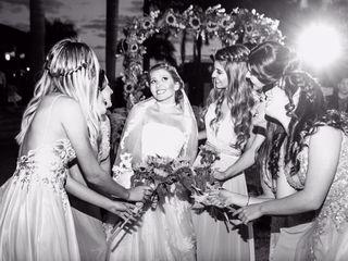 O casamento de Camila  e Felipe 2