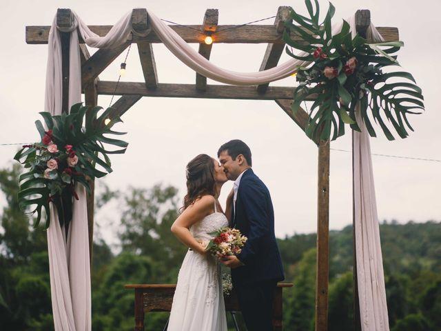 O casamento de Katila e Lucas