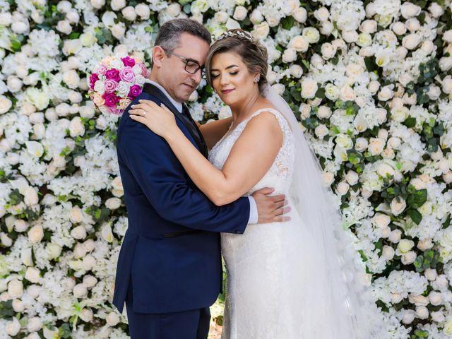 O casamento de Regiane e David