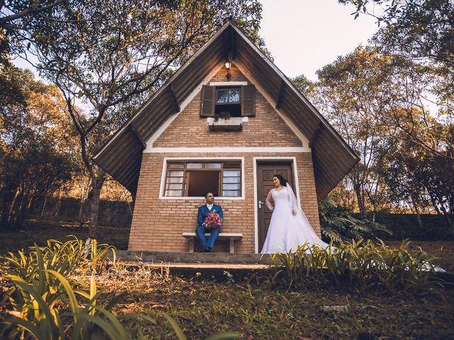 O casamento de Keli e Jonatas