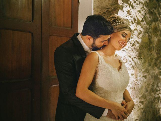 O casamento de Thaísa e João