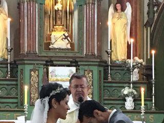 O casamento de Lílian e Eduardo 1