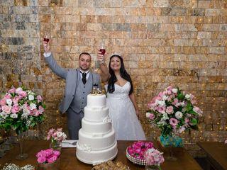 O casamento de Giulia e Davi