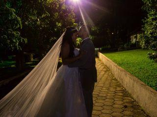 O casamento de Giulia e Davi 2