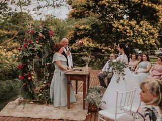 O casamento de Nicole e Erick