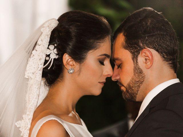 O casamento de Cynthia e Henrique