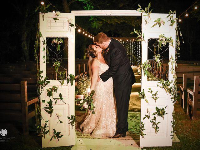 O casamento de Lilian e Daniel