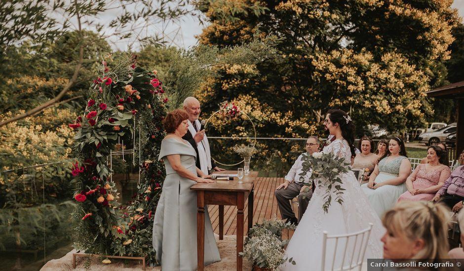 O casamento de Erick e Nicole em Curitiba, Paraná