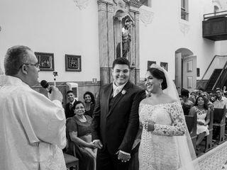 O casamento de Thayssa Barcelos Santos e Paulo Vinicius Santos L. 1