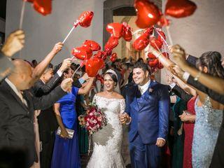 O casamento de Thayssa Barcelos Santos e Paulo Vinicius Santos L.