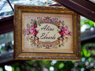 O casamento de Aline e Eduardo 3