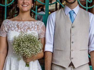 O casamento de Aline e Eduardo