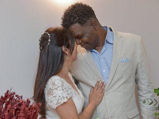 O casamento de Luís Gustavo e Márcia de Freitas