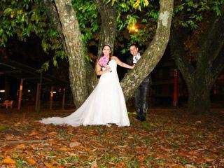 O casamento de Naiara e Jeferson